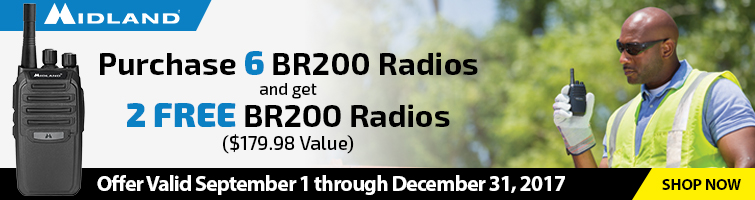 Midland BR200 Fall Promotion