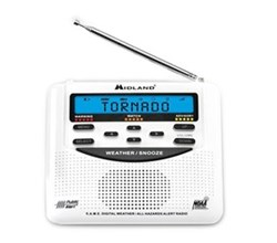 Weather Radios midland wr120