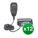 Midland MXT115 (12-Pack) Two Way Radio