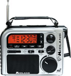 Midland Er102 Weather Radio
