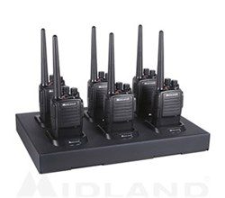 Midland Business Radios midland mb400x6mc biztalk bundle