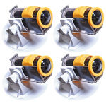 Midland XTA113 (4 Pack) Surfboard Mount for Action Cameras
